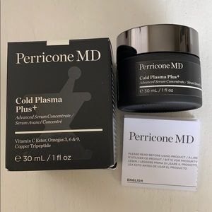 Perricone Cold Plasma + advanced serum concentrate